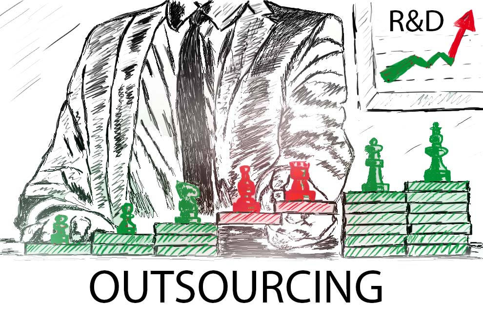 Pharma R&D Outsourcing Is On The Rise