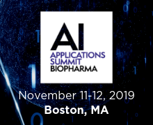 AI Applications Summit Biopharma 2019