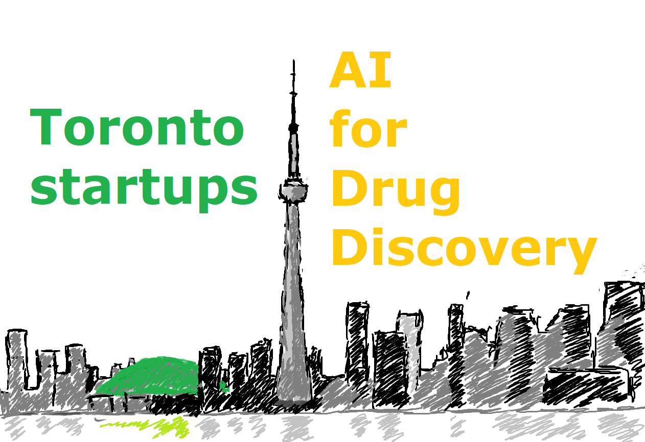 Toronto AI Startups Aim High in Drug Discovery Space