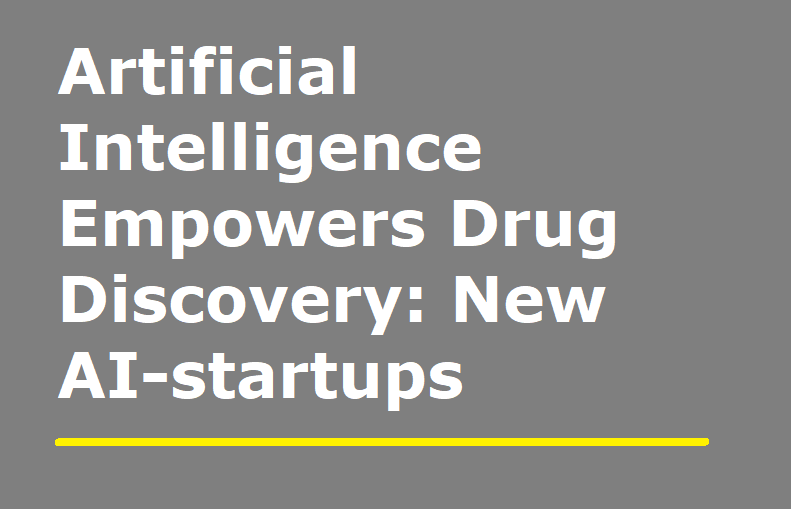 Artificial Intelligence Empowers Drug Discovery: New …