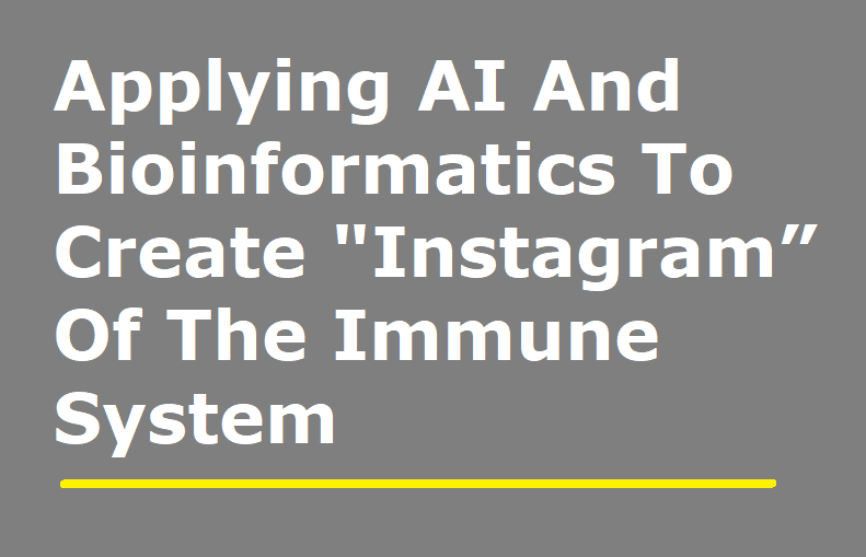 Applying Artificial Intelligence And Bioinformatics To …