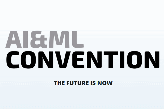 AI & Machine Learning Convention 2020