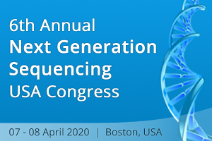 6th Annual Next Generation Sequencing USA …