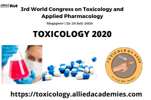 3rd World Congress on Toxicology and Applied Pharmacology