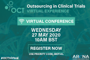 Outsourcing in Clinical Trials 2020 - A Virtual Experience