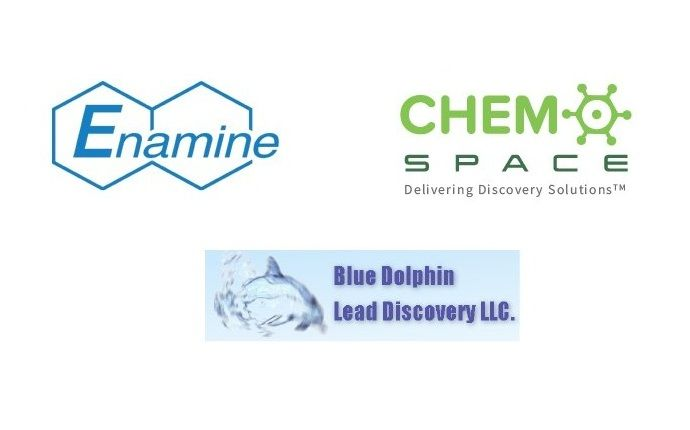 Enamine and Chemspace collaborate with Blue Dolphin Lead Discovery to expand Drug Discovery Services