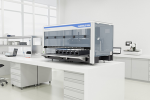 Hamilton and IMCS Jointly Develop affinityPure™ STAR Assay Ready Workstation to Aid Coronavirus Research