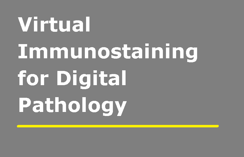 Virtual Immunostaining for Digital Pathology
