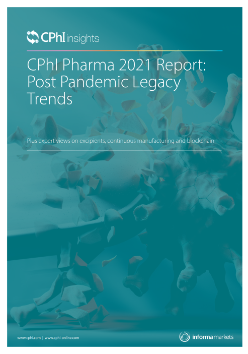 CPhI Report forecasts explosion of contract …