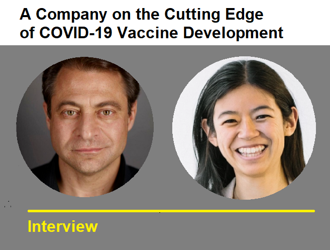 [Interview] A Company on the Cutting Edge of COVID-19 Vaccine Development