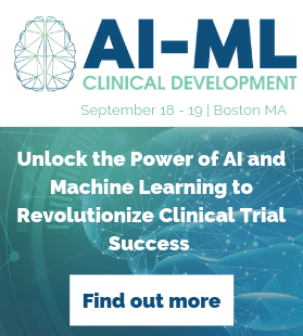 AI - Machine Learning Clinical Development Summit