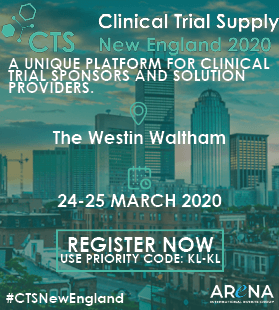 Clinical Trial Supply New England 2020