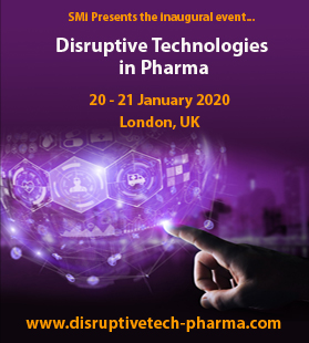 Disruptive Technologies in Pharma | January 20, 2020